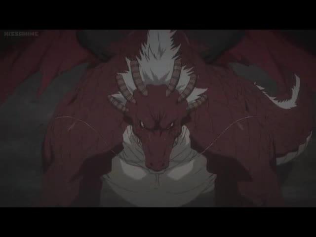 Miss Kobayashi's Dragon Fight. .