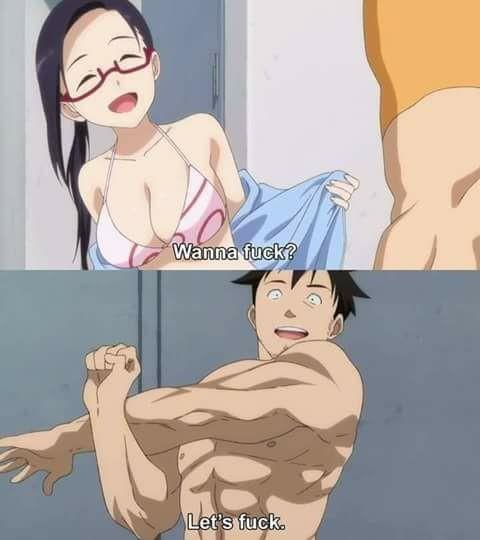 I Ship These Two.  . Anime manga Demi chan succ sensei fit
