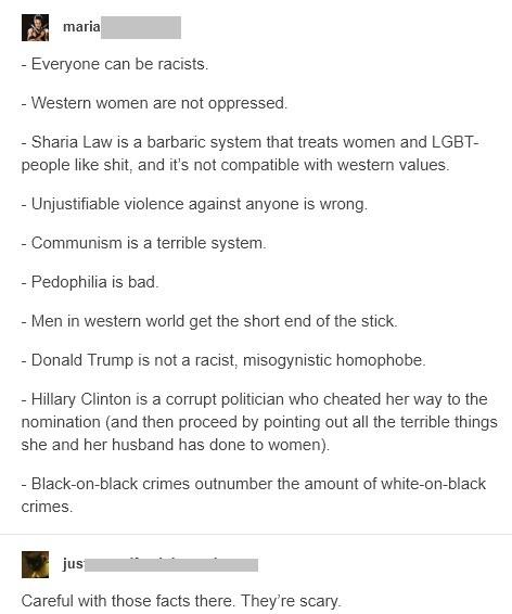 is it true, FJ?. .. Fact: Rape isn't Rape if they cum first. is it true FJ? Fact: Rape isn't if they cum first