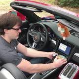 How to run DOOM on Porsche 911