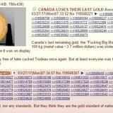 Samurai completely trashes Canada.