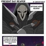 Present day Reaper