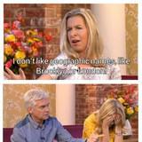 Stupid woman says stupid things