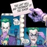 Joker's origin