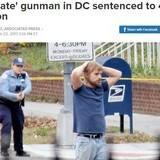 Pizzagate Gunman Sentenced