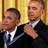 Obama Awards Himself Medal