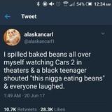 I like beans
