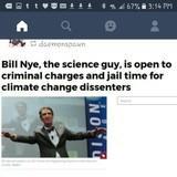Bill nein the facist guy.