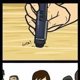 Pen away