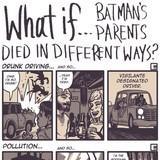 Alternate reality Batmans