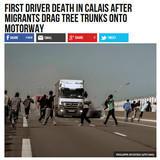 F***ing migrants...