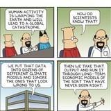 <b>Dilbert</b> on Climate