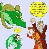 Dragon Fuckers League