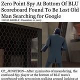 Zero Point Spy