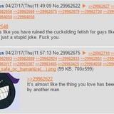 Anon Ruins Cuckolding