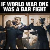 Barfight war I