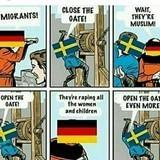 Sweden folks