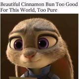 Cinnamon Bun