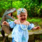 Jurassic park petting zoo