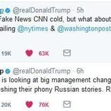 Trump beat CNN