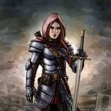Classy Armored Ladies