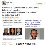 Broward Fraud