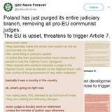 Poland vs EU