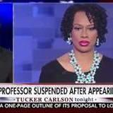 Tucker got racist Fired