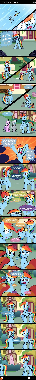 Attack of the Clones. . Jun 1) N in Atit up j. well that was kinda cute. fim My Little Pony pony Rainbow Dash mane 6 parody clones derpy newbie