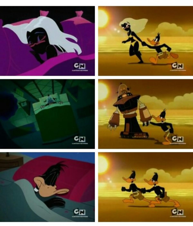 Daffy. . Daffy