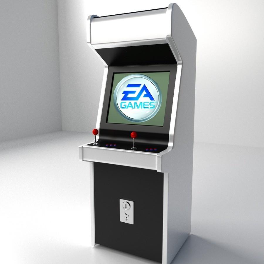 EA. .. u wanna play waterworld? EA Sports game arcade