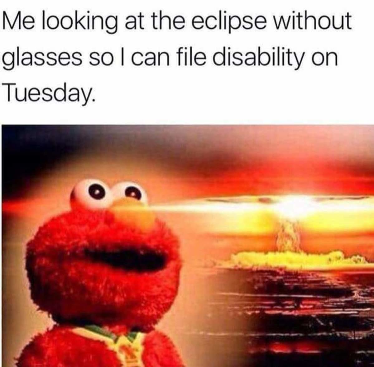 Eclipse Elmo. . Eclipse Elmo