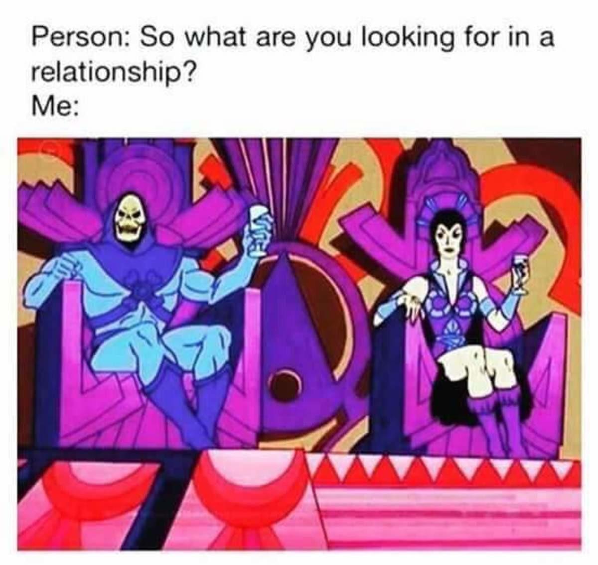 evil. . evil