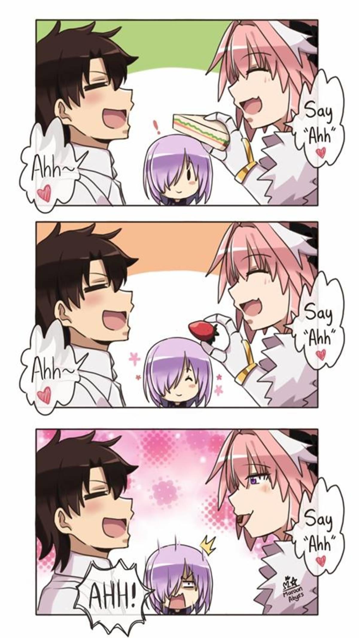 Hey Yo Das Gay Mane. www.pixiv.net/member_illust.php?mode=... . Anime manga fate astolfo