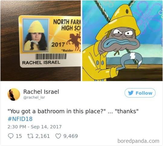 """Highschool ID's. . Rachel Israel I Ci' Stellt. ll! l! lloll KW. gate bathroom in this place?"""" .. """"thanks"""" tti 15 1151 """"tit) sass Highschool ID's Rachel Israel I Ci' Stellt ll! l! lloll KW gate bathroom in this place?"""" """"thanks"""" tti 15 1151 """"tit) sass"""