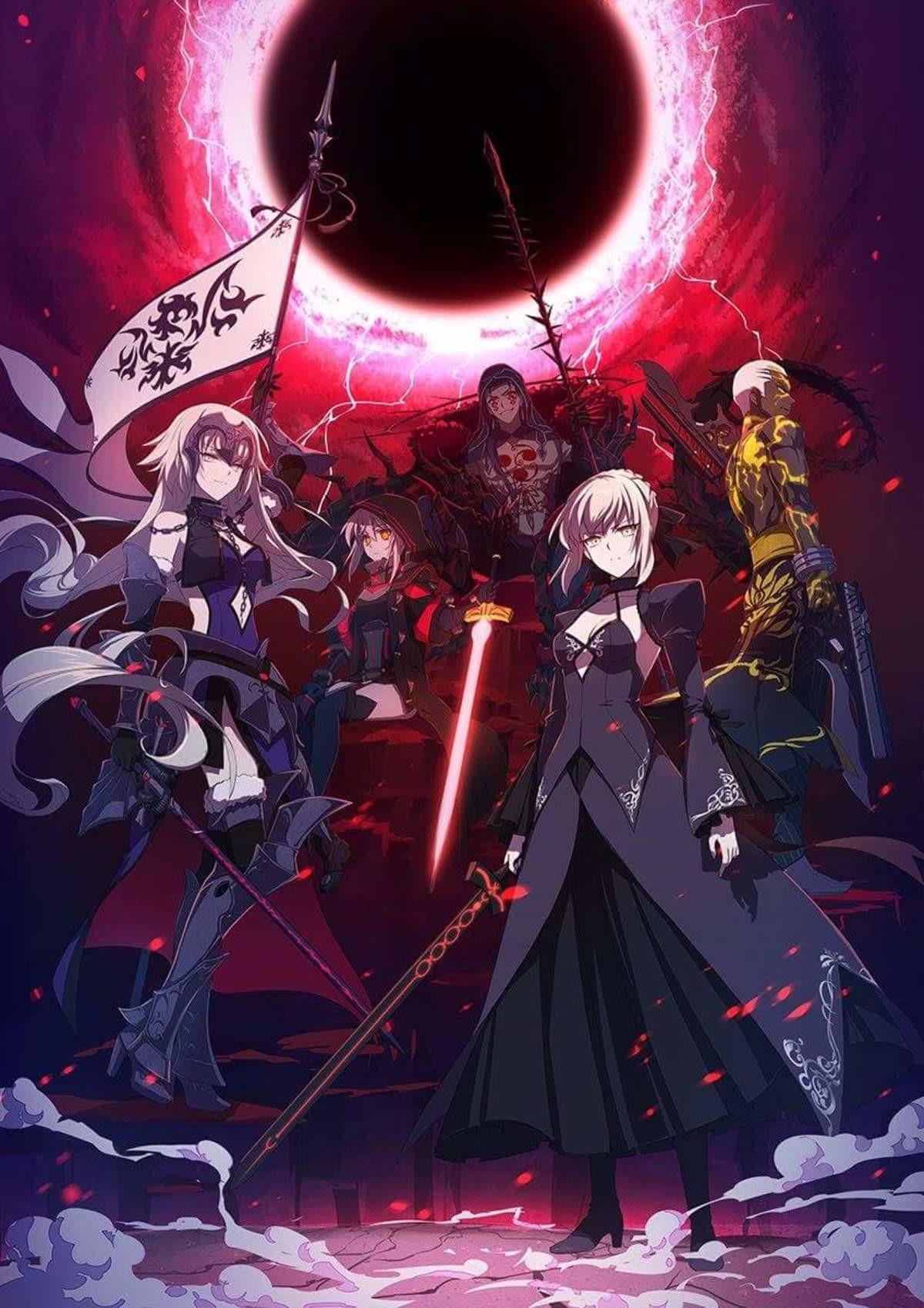 Listens To Linkin Park Once. . Anime manga fatego alter jalter salter Edgy