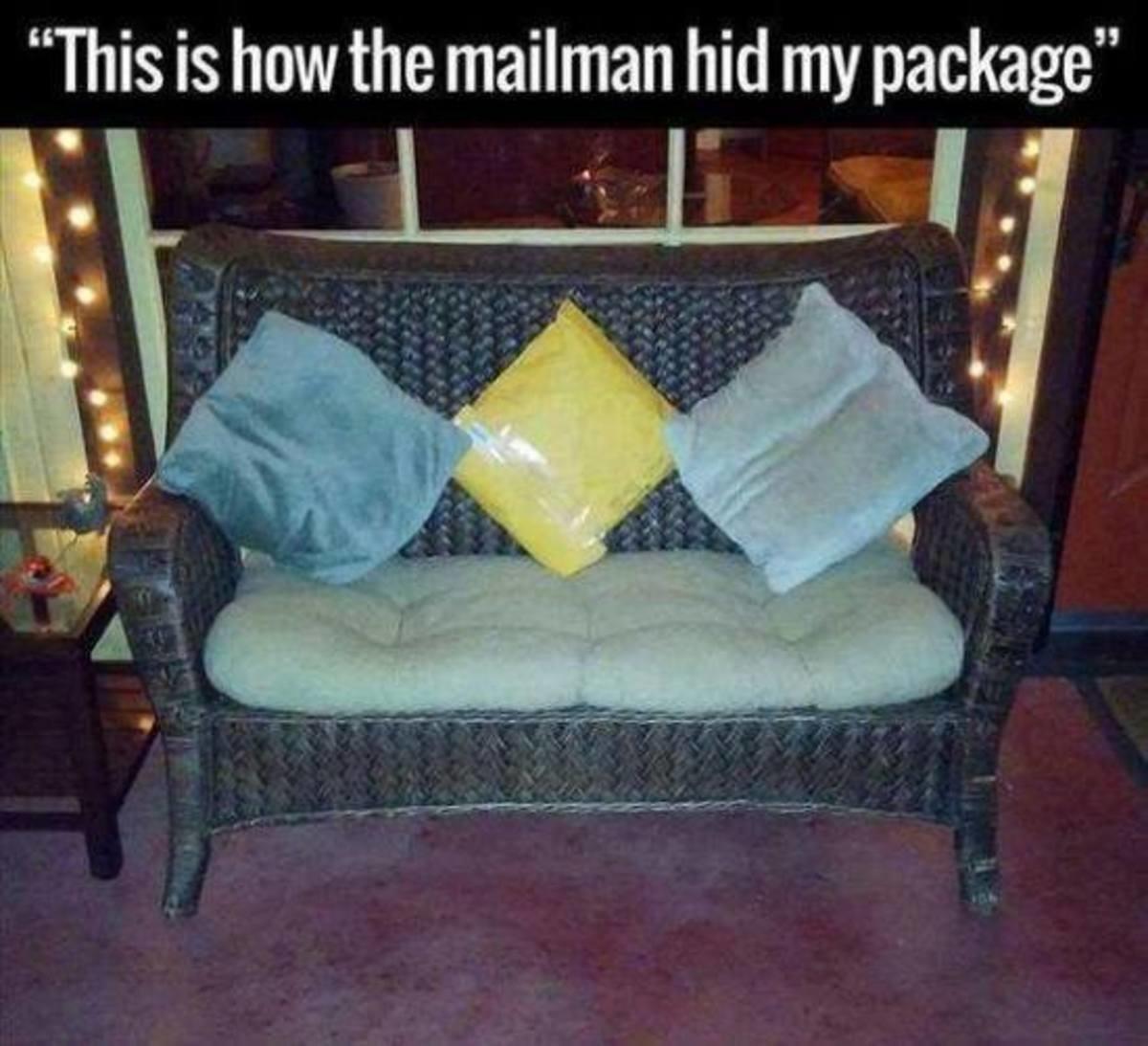 Mailmen. . Mailmen