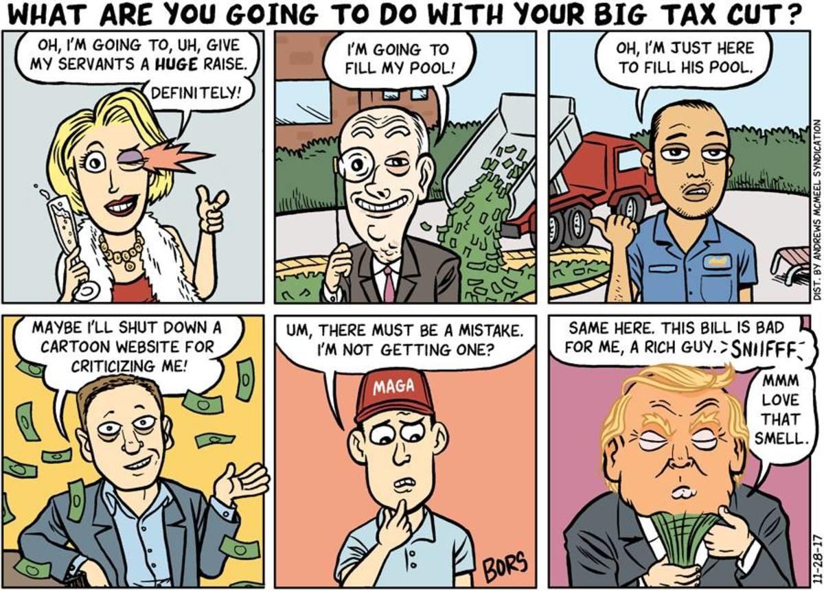 maximum tax cut. .. I'm keeping this. maximum tax cut I'm keeping this
