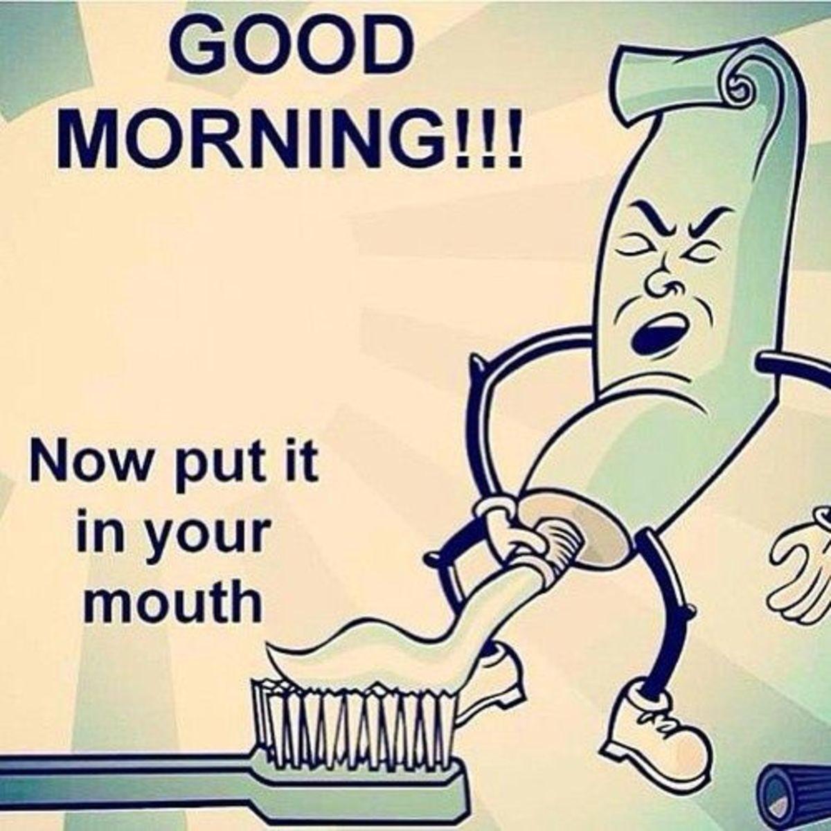"Morning FunnyJunk. . Ill''"" GOOD MORNING!!! iis' 4 Now put it Morning FunnyJunk Ill''"" GOOD MORNING!!! iis' 4 Now put it"
