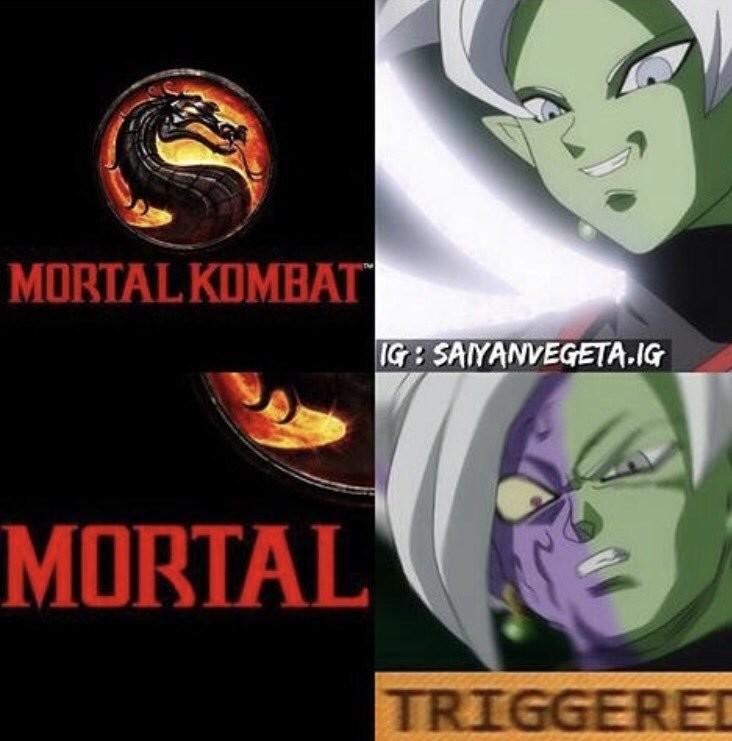 Mortals are my trigger. . Mortals are my trigger