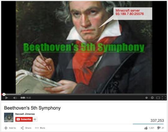 thanks beethoven. . thanks beethoven