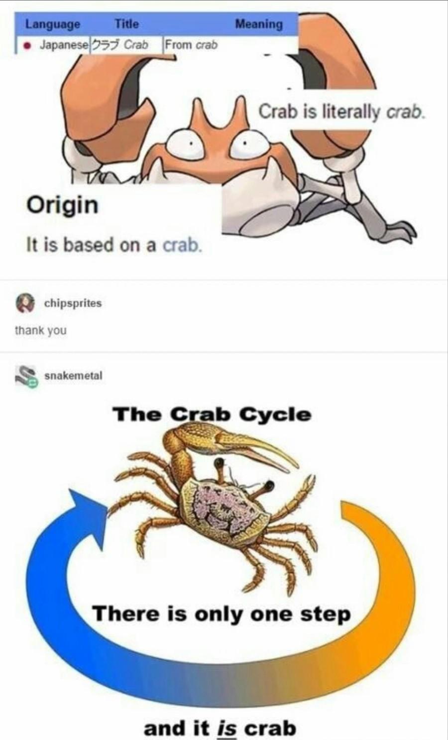 That's just it. .. snibidi snab : D Pokemon