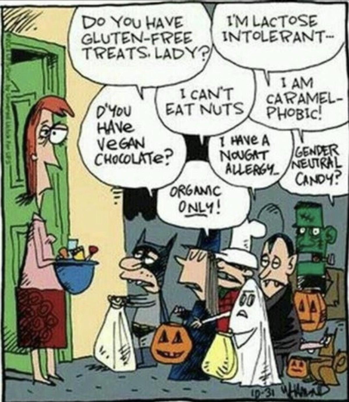 Tumblr on Halloween. .. >halloween is cancelled Ayy lmao I actua