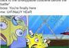 Obligatory spongebob meme