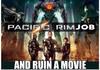 Ruin a movie