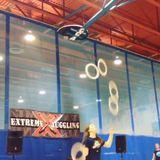 Delaney Bayles Extreme Juggling