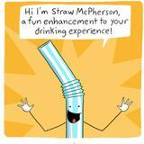 Straw McPherson.