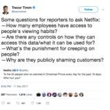 Netflix is spying on you