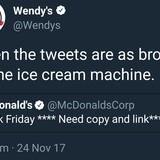 Wendy's bringing the sass