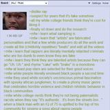 Anon dislikes rap